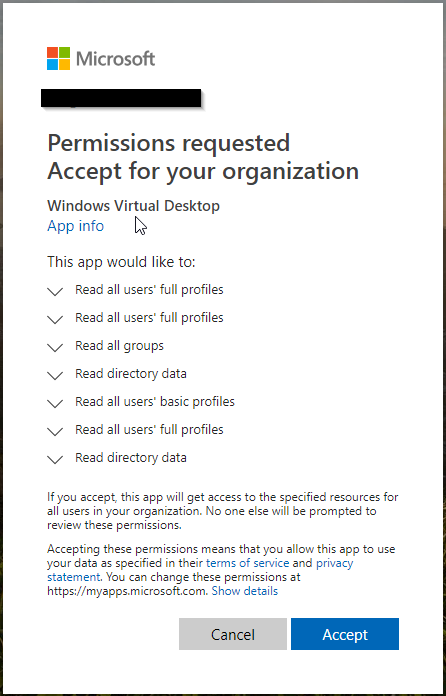 Windows Virtual Desktop Setup - CloudCompanyApps